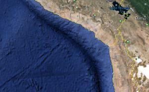 norte de chile y sur del Peru