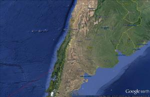 central de cChile y argentina