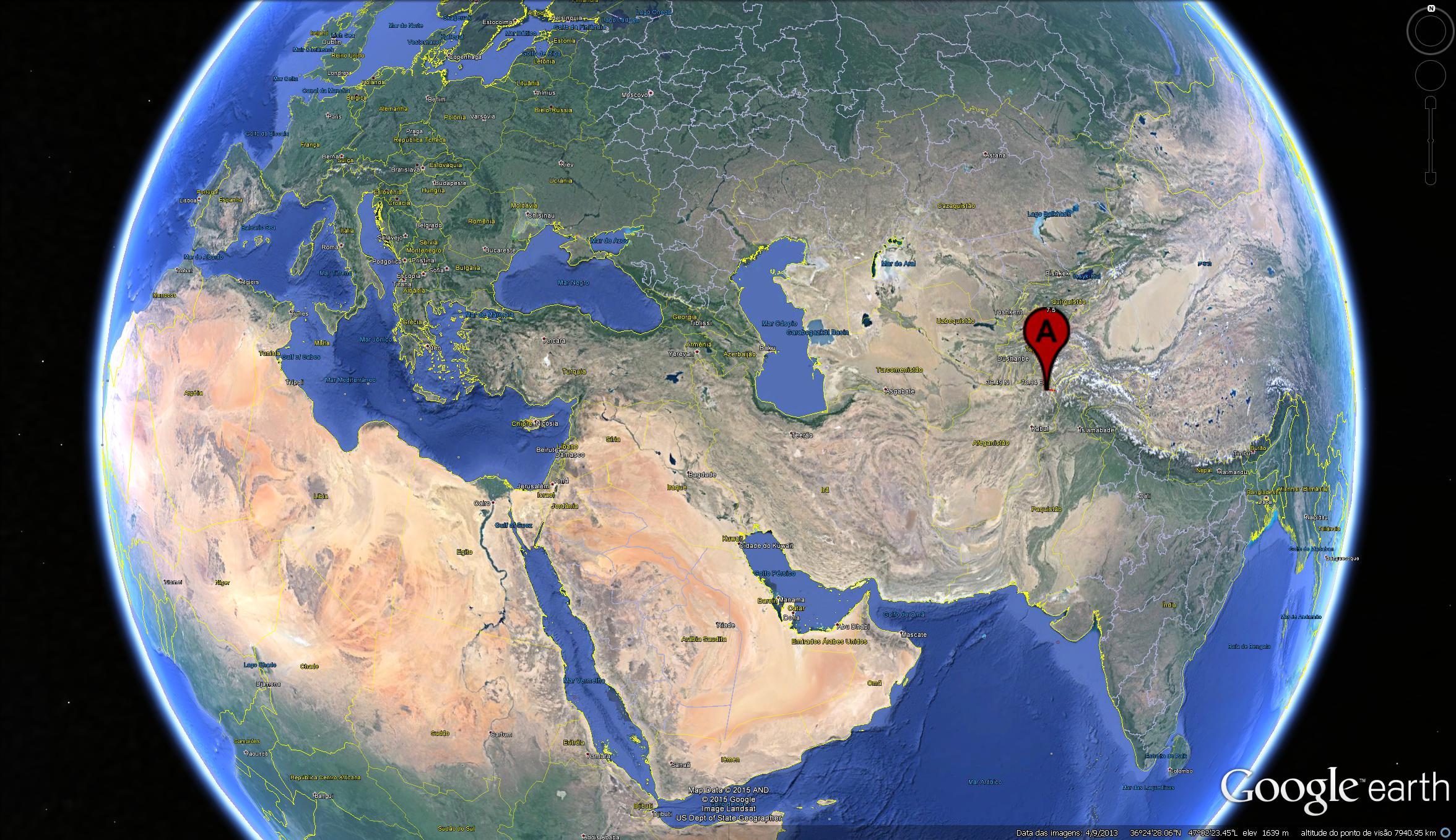 Afeganistan
