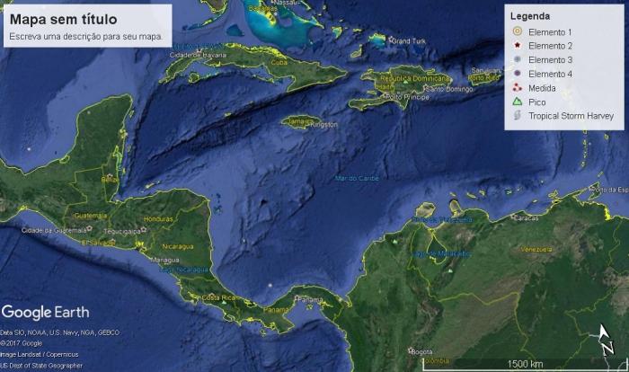 Caribean probability
